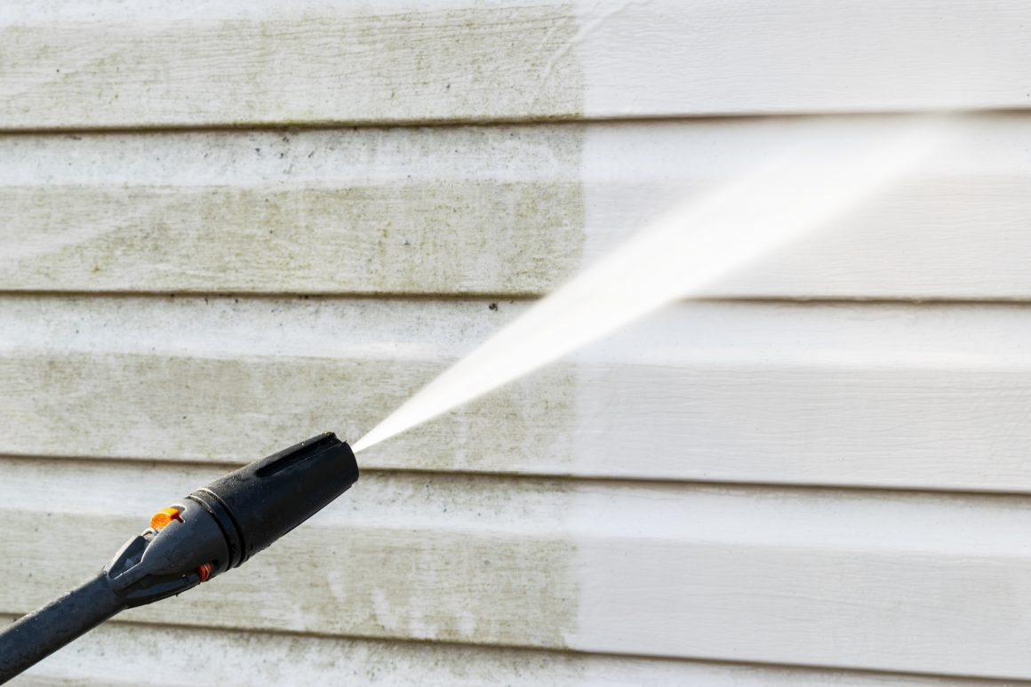 High Pressure Cleaning Sydney
